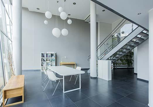 escalier aluminium à Arles